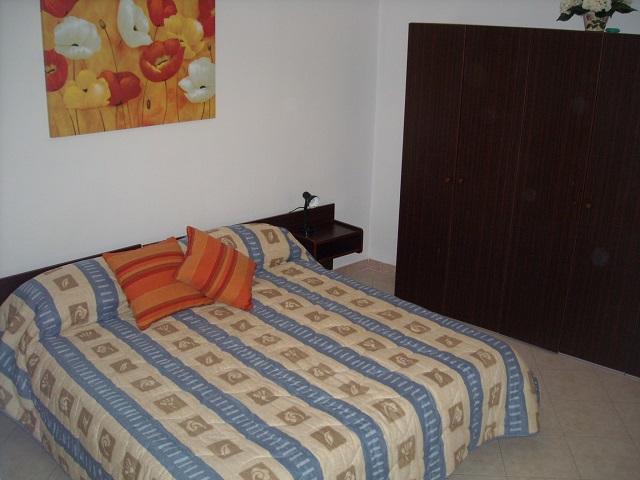 ALLOGGIO BASILICO_camera da letto