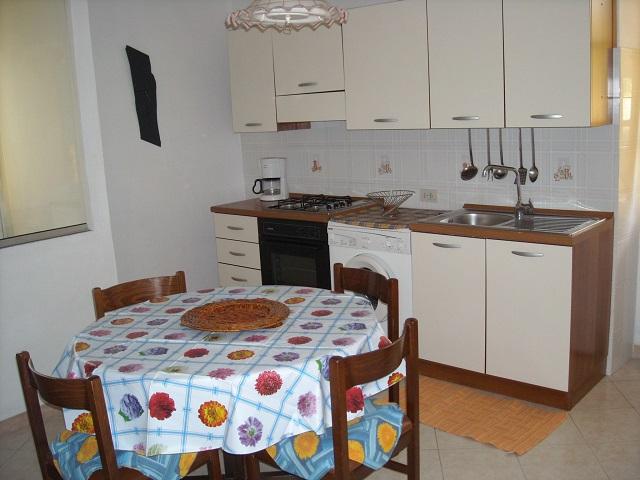ALLOGGIO BASILICO_cucina 2