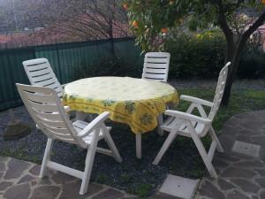 giardino attrezzato app ULIVO